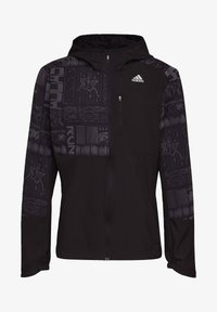 adidas Performance - OWN THE RUN REFLECTIVE JACKET - Training jacket - black - 7