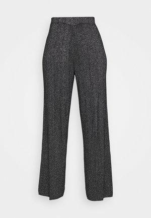 BLANDA PANTS - Bukse - schwarz