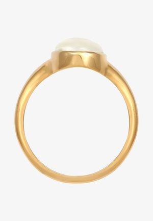 SIEGELRING MONDSTEIN - Prsten - gold