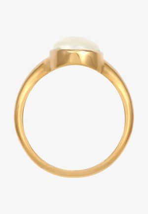 SIGNETRING MOONSTONE - Ring - gold