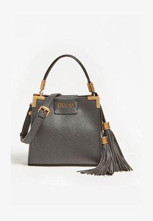 CATANIA - Handbag - schwarz