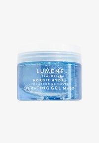 Lumene - NORDIC HYDRA [LÄHDE] HYDRATION RECOVERY AERATING GEL MASK - Face mask - - - 0
