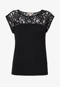 Anna Field - T-shirt - bas - black - 3