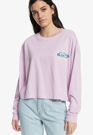 RETURN TO THE MOON  - Long sleeved top - orchid