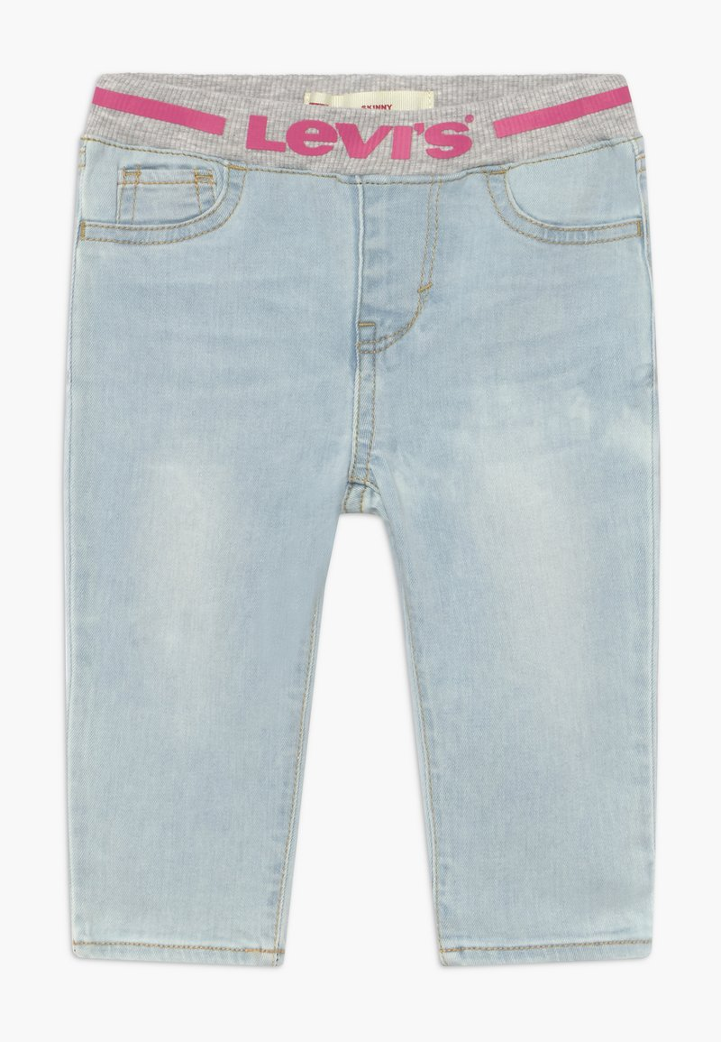 Levi's® - PULL ON SKINNY - Jeans Skinny Fit - blue denim