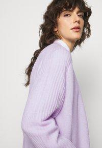 By Malene Birger - URSULA - Cardigan - light purple - 3