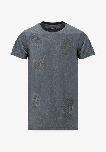 DRAG CLOUD - T-shirt basic - grey