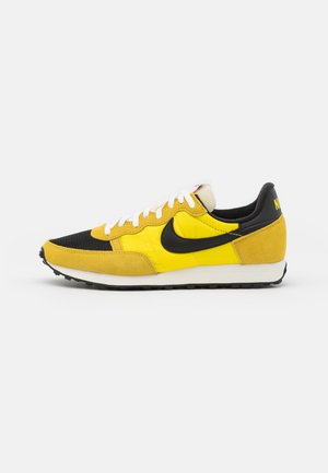 CHALLENGER OG UNISEX - Sneakersy niskie - optic yellow/black/bright citron/white/sail