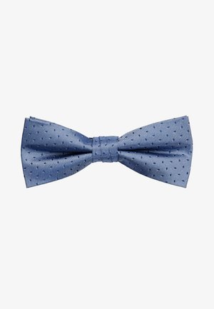 SHADOW DOT BOWTIE - Motýlek - light blue