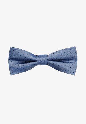 SHADOW DOT BOWTIE - Bow tie - light blue
