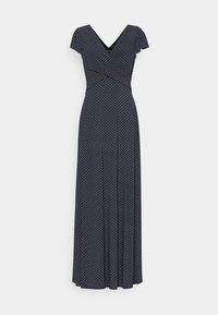 Lauren Ralph Lauren - PRINTED MATTE DRESS - Maxi dress - lighthouse navy - 5