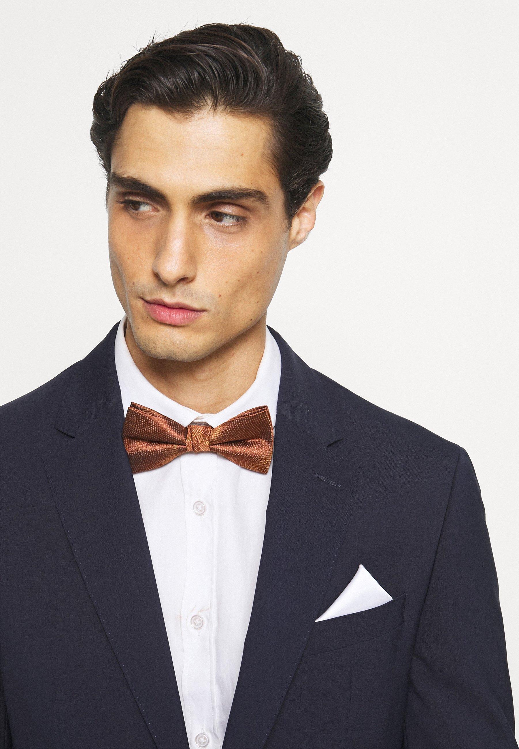 Uomo JACGOLDIE NECKTIE SET - Cravatta