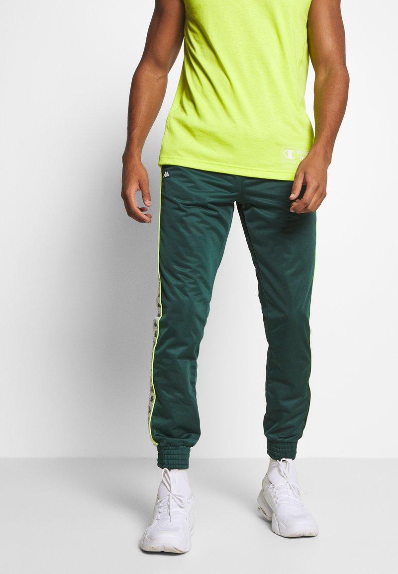 Kappa - HELGE PANT - Pantaloni sportivi - ponderosa pine