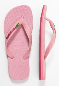 Havaianas - BRASIL LAYERS - Pool shoes - lilac lavender - 1