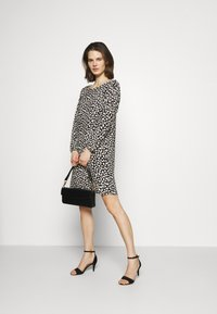 comma - Day dress - black