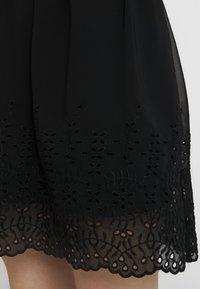 Vero Moda - VMAISHA SHORT SKIRT - A-line skirt - black - 4