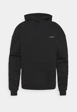 WAVES LOGO HOODIE UNISEX - Sweater - black