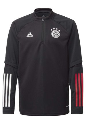 FC BAYERN TRAINING TOP - Article de supporter - black