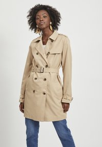 Vila - VIMOVEMENT - Trenchcoat - beige - 0