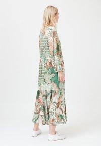 Dea Kudibal - FELICIA V - Maxi dress - prairie green - 1