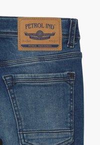 Petrol Industries - Slim fit jeans - blue denim - 3