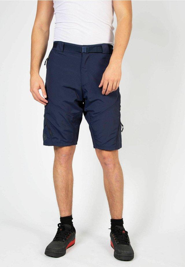 "ENDURA HERREN RADSHORTS ""HUMMVEE SHORT II - Sports shorts - marine"