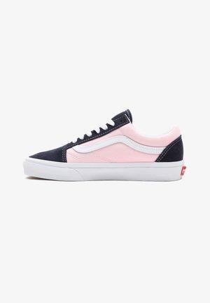 OLD SKOOL - Sneakers - mottled pink