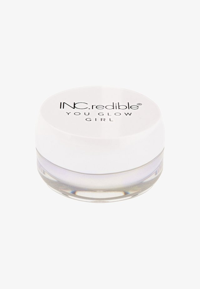 INC.REDIBLE YOU GLOW GIRL IRIDESCENT JELLY - Hightlighter - cosmic blur