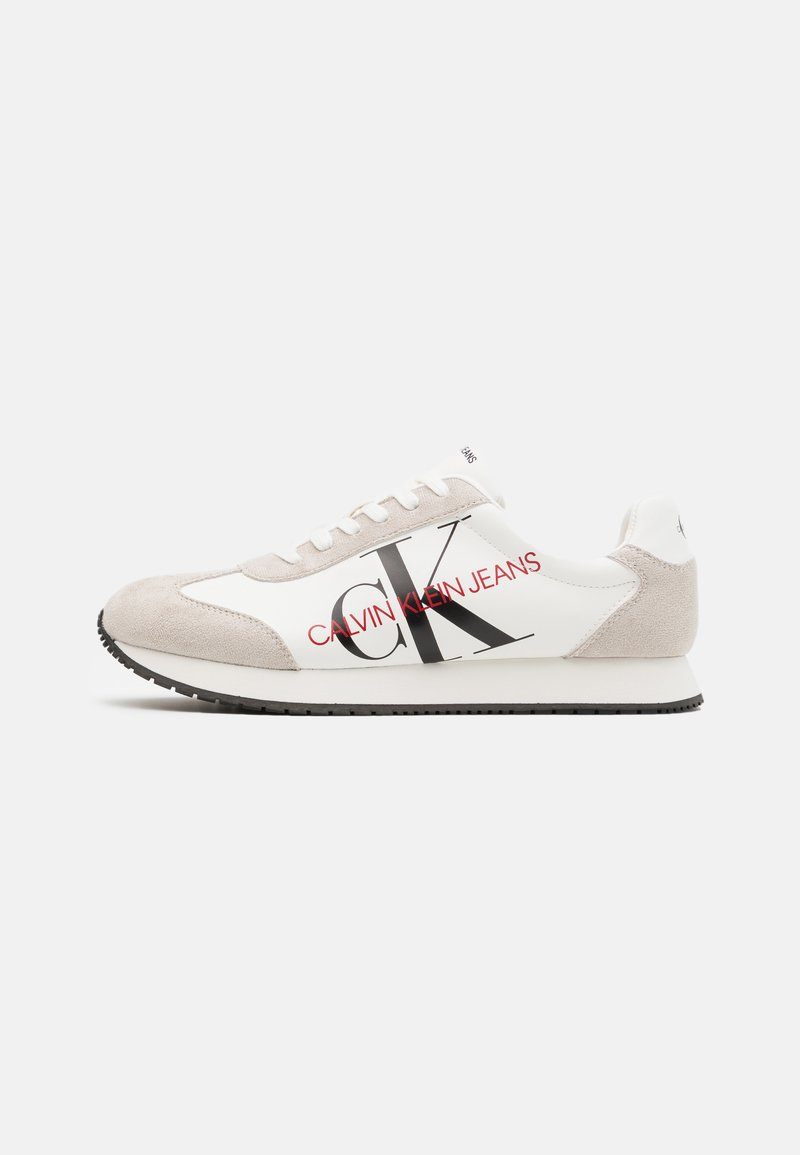 Calvin Klein Jeans - JOELE - Zapatillas - bright white