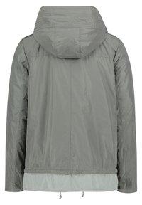 Amber & June - MIT KAPUZE - Waterproof jacket - sedona sage - 4