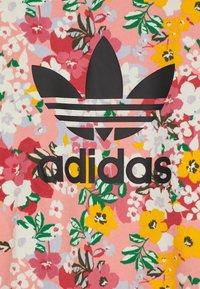 adidas Originals - FLORAL TREFOIL CREW JUMPER - Sweater - trace pink/multicolor/black - 2