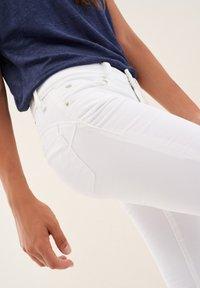 Salsa - PUSH UP SKINNY - Jeans Skinny Fit - weiß_0001 - 3