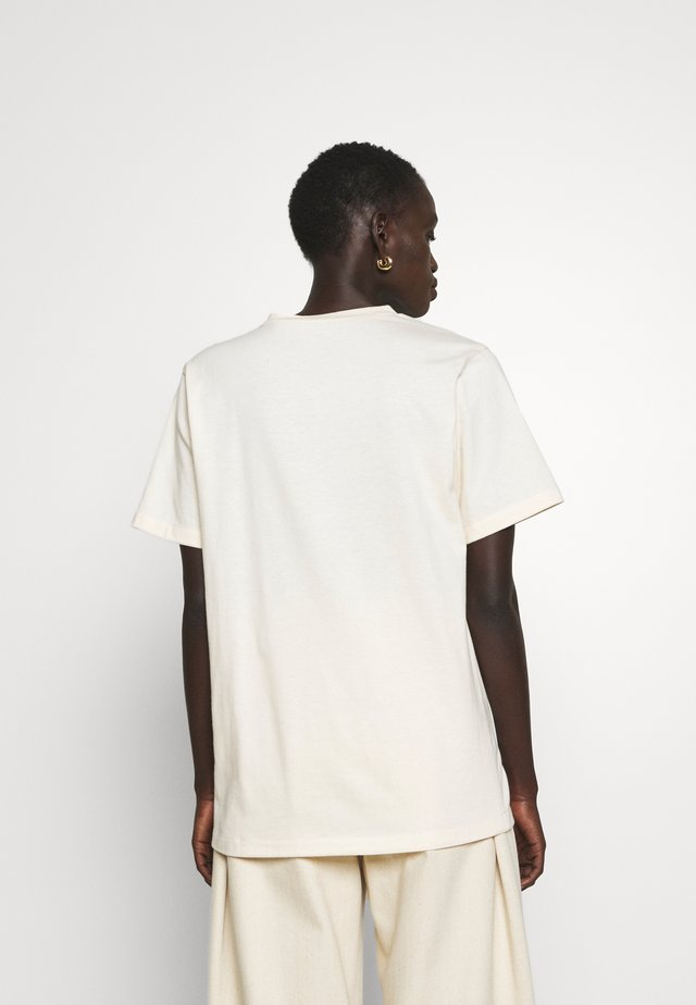 MURPHY  - T-shirt print - offwhite