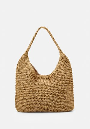 PCLONGO BAG - Shoppingveske - nature