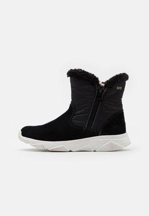 ELOA TEX - Botas para la nieve - black
