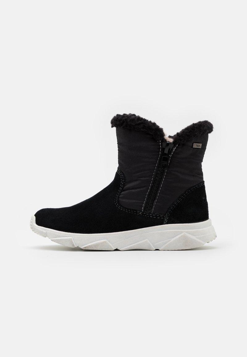Lurchi - ELOA TEX - Zimní obuv - black