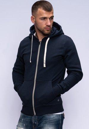 HAVOS  - Zip-up hoodie - total eclipse