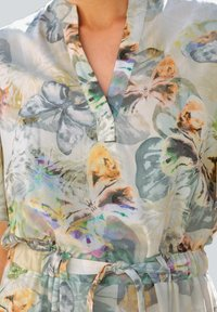Alba Moda - Day dress - creme-weiß,lindgrün,grau - 3