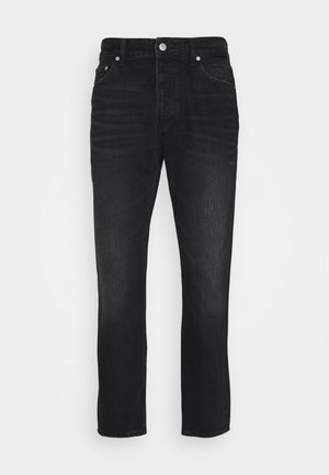 DAD JEAN - Relaxed fit jeans - denim black