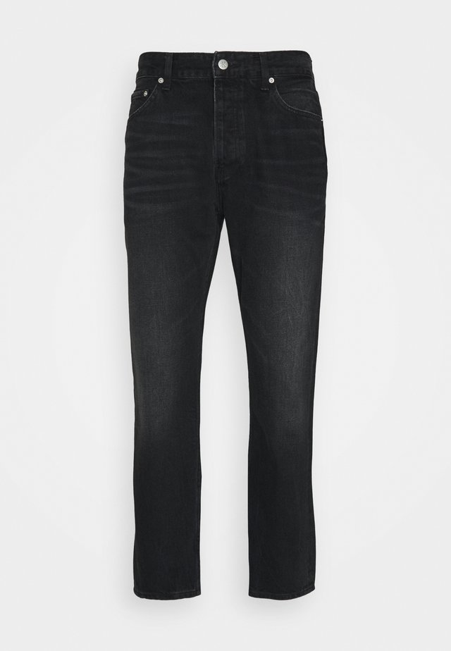 DAD JEAN - Jeans baggy - denim black
