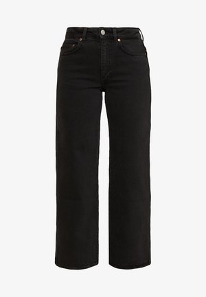Relaxed fit jeans - tuned black