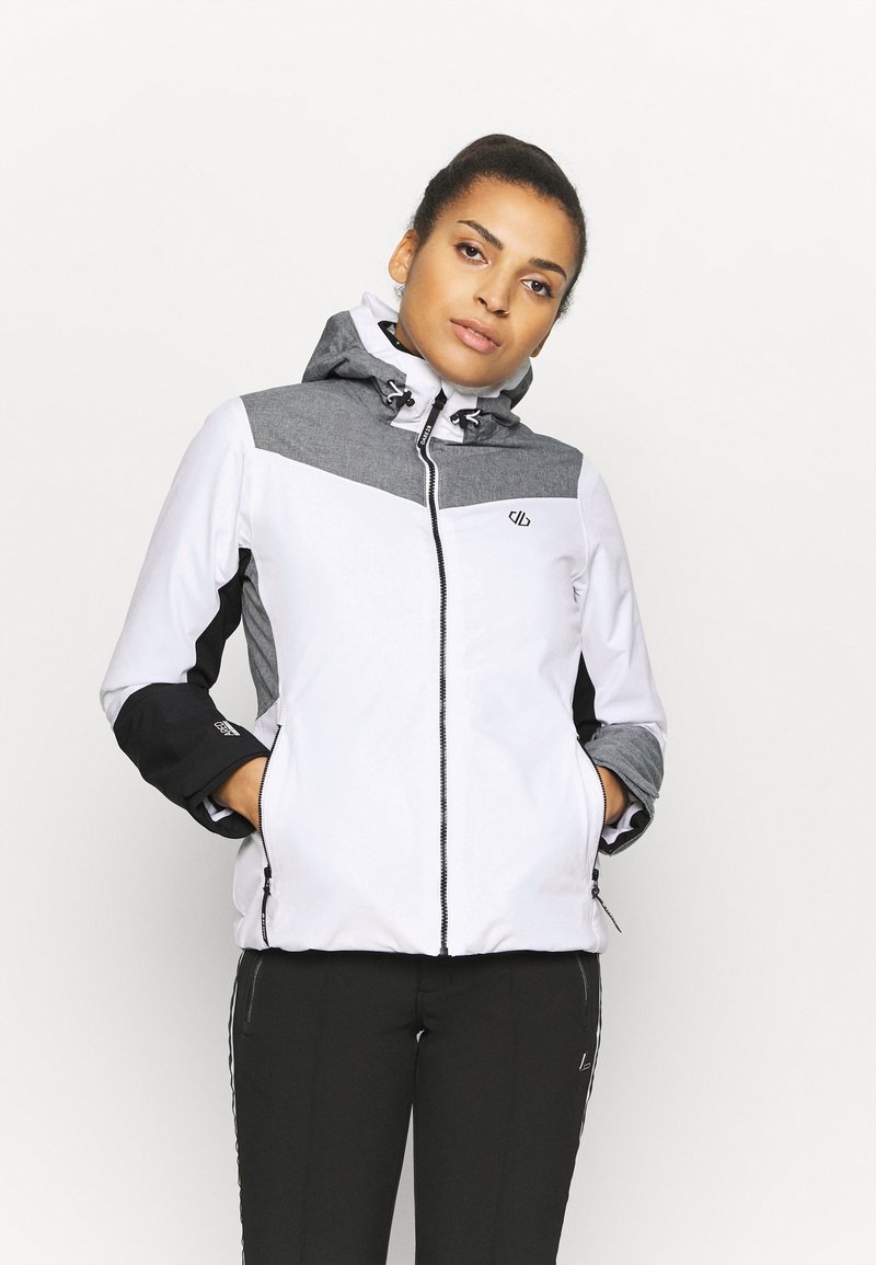 Dare 2B - ICE GLEAM JACKET - Lyžařská bunda - white/alugrey