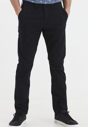 KILLIAN - Chino kalhoty - black