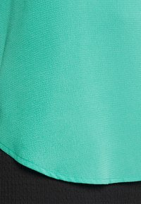 ONLY - ONLVIC S/S SOLID NOOS WVN - Blůza - sea green - 5