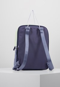 Nike Sportswear - TANJUN UNISEX - Rucksack - sanded purple/stellar indigo/amethyst tint - 2