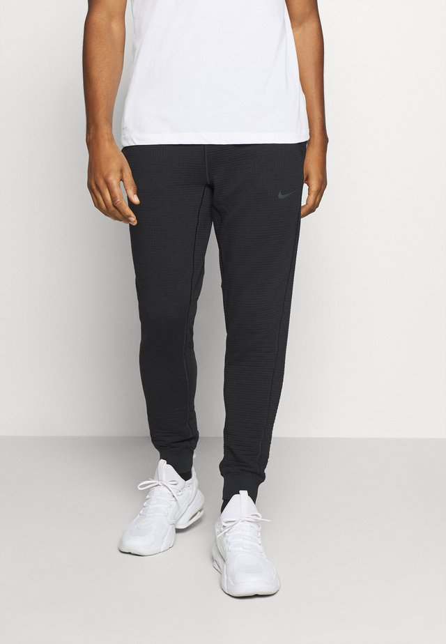 PANT - Tracksuit bottoms - black/anthracite