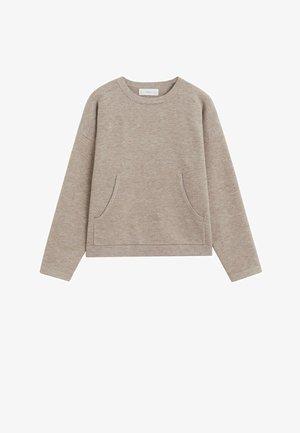 CORI - Pullover - gris clair/pastel