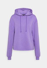 PIECES Tall - PCCHILLI HOODIE - Hoodie - dahlia purple - 0