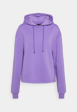 PCCHILLI HOODIE - Mikina skapucí - dahlia purple