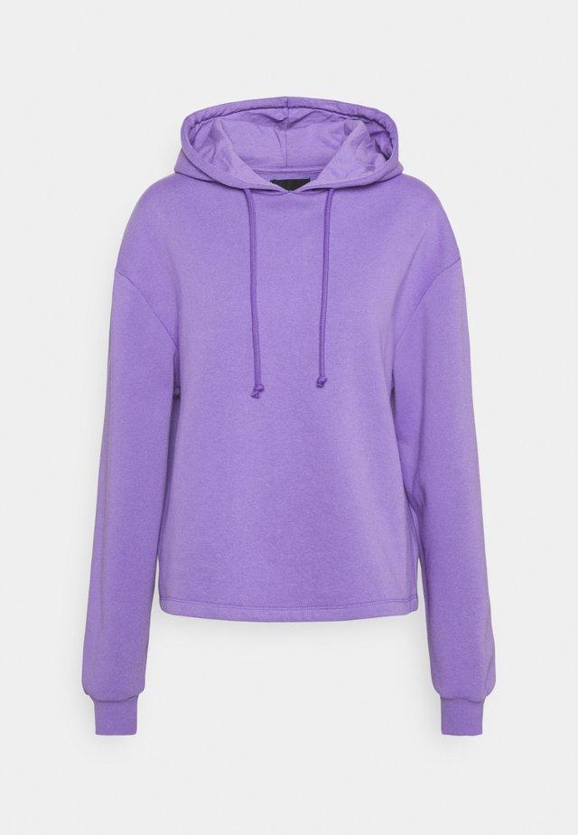PCCHILLI HOODIE - Hoodie - dahlia purple